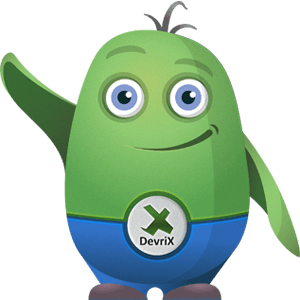 DevriX WordPress mascot