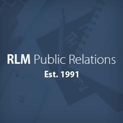 RLM - PR and communications WordPress website