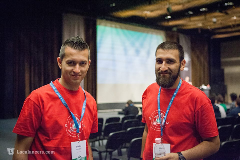 Volunteering and co-organizing WordCamp Europe
