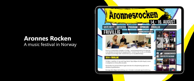 Aronnes Rocken Featured Image