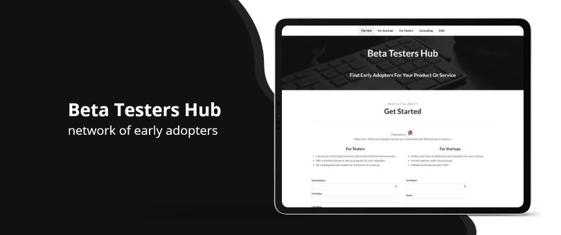 Beta Testers Hub Featured Image