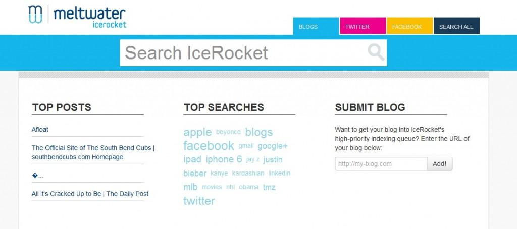 ice ocket