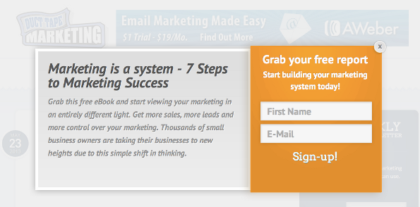 popup-opt-in-form-duct-tape-marketing