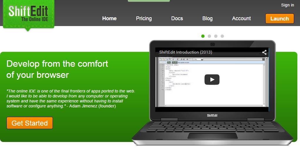 Web IDEs : The Future of Coding - DevriX