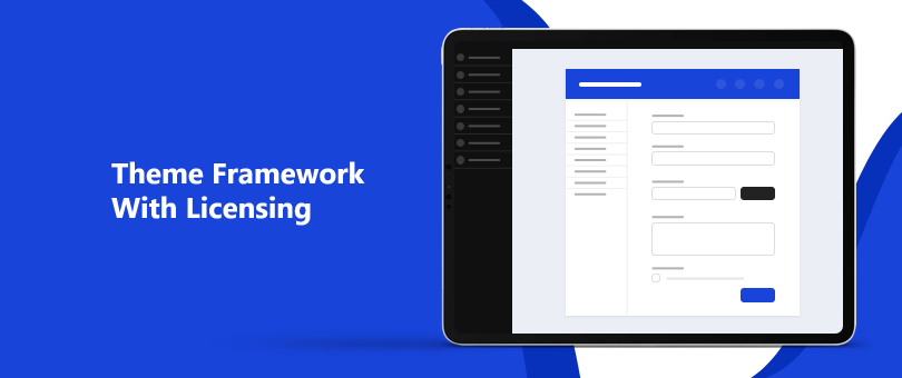 Theme Framework With Licensing Featured Image