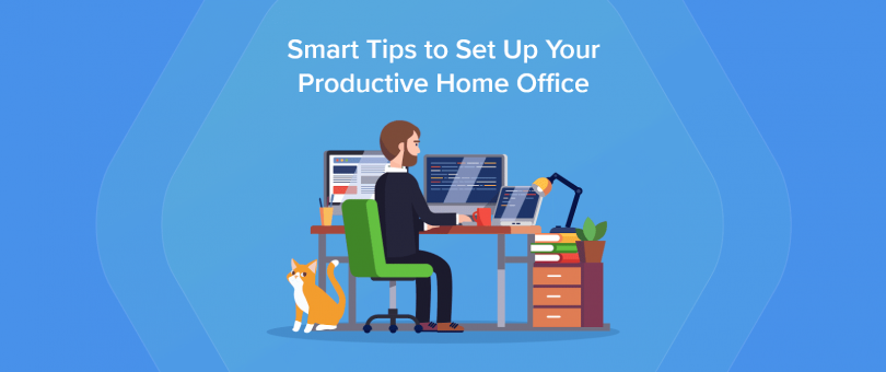 Set Up Your Productive Home Office