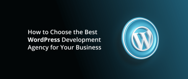 How to Choose the Best WordPress Development Agency for Your Business