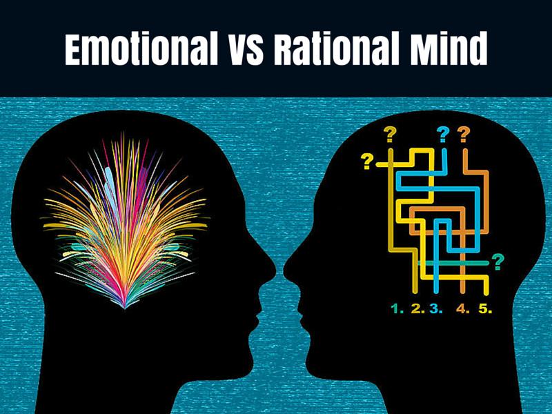 Emotional VS Rational Mind