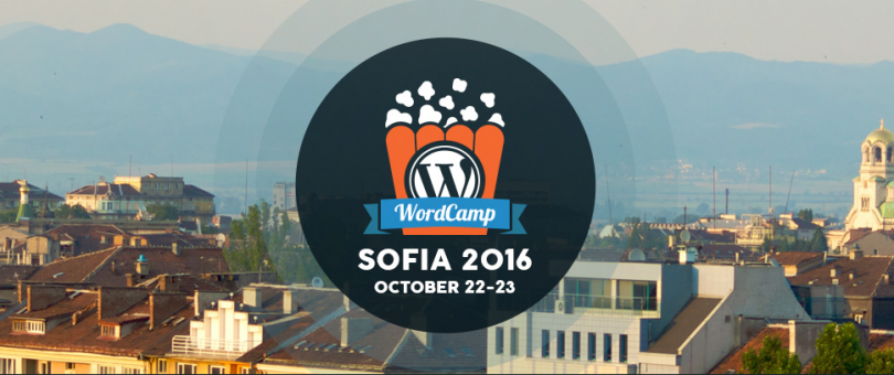 WordCamp Sofia 2016