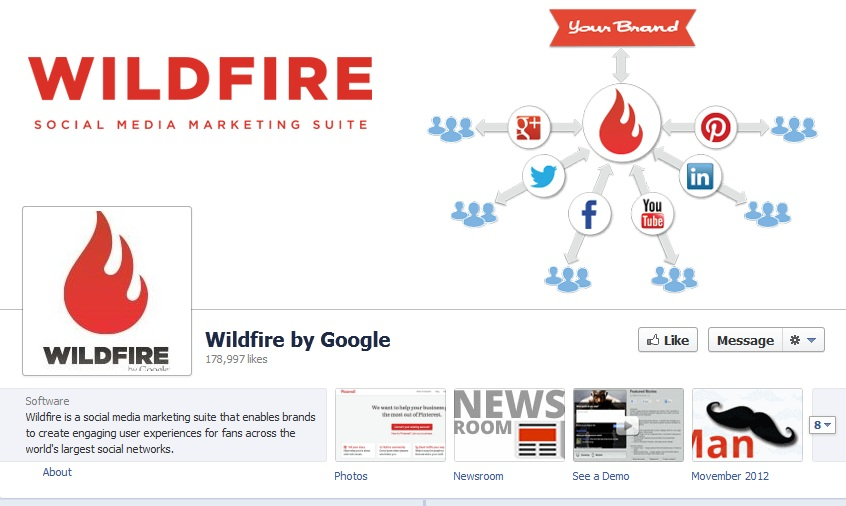 wildfire page