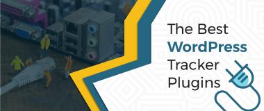WordPress tracker plugins