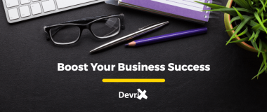 boost your business success