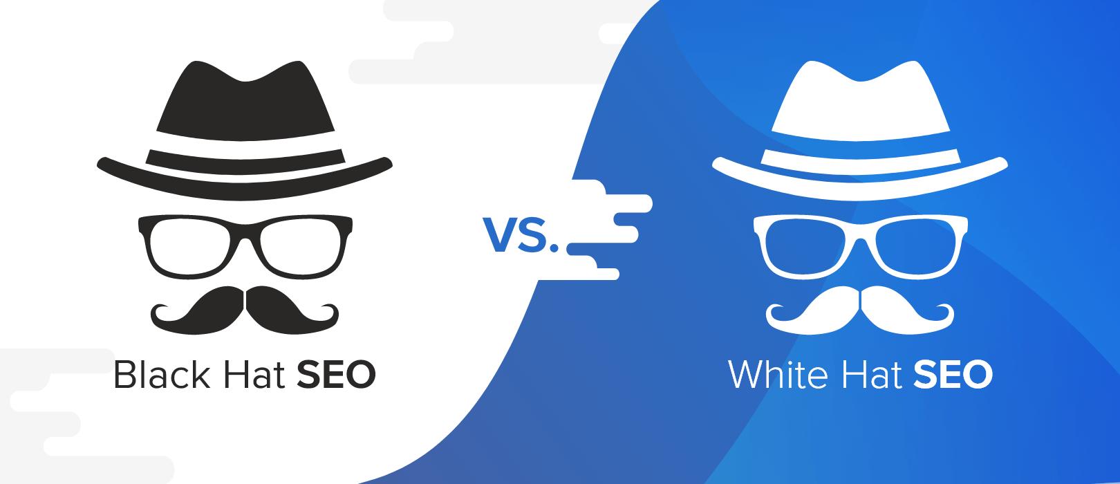 Белый и черный метод продвижения сайта платформы для создания сайтов автозапчасти