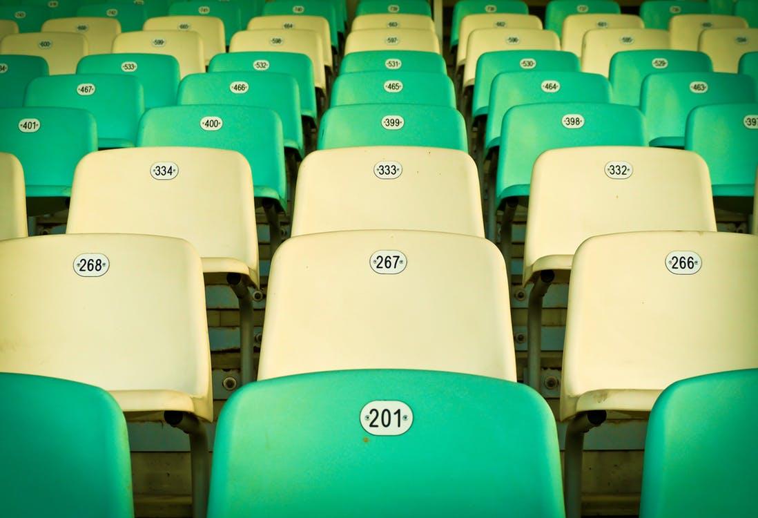 audience seats