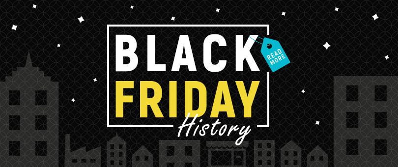 history of black friday
