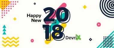 Happy new 2018 DevriX