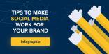 actionable tips social media