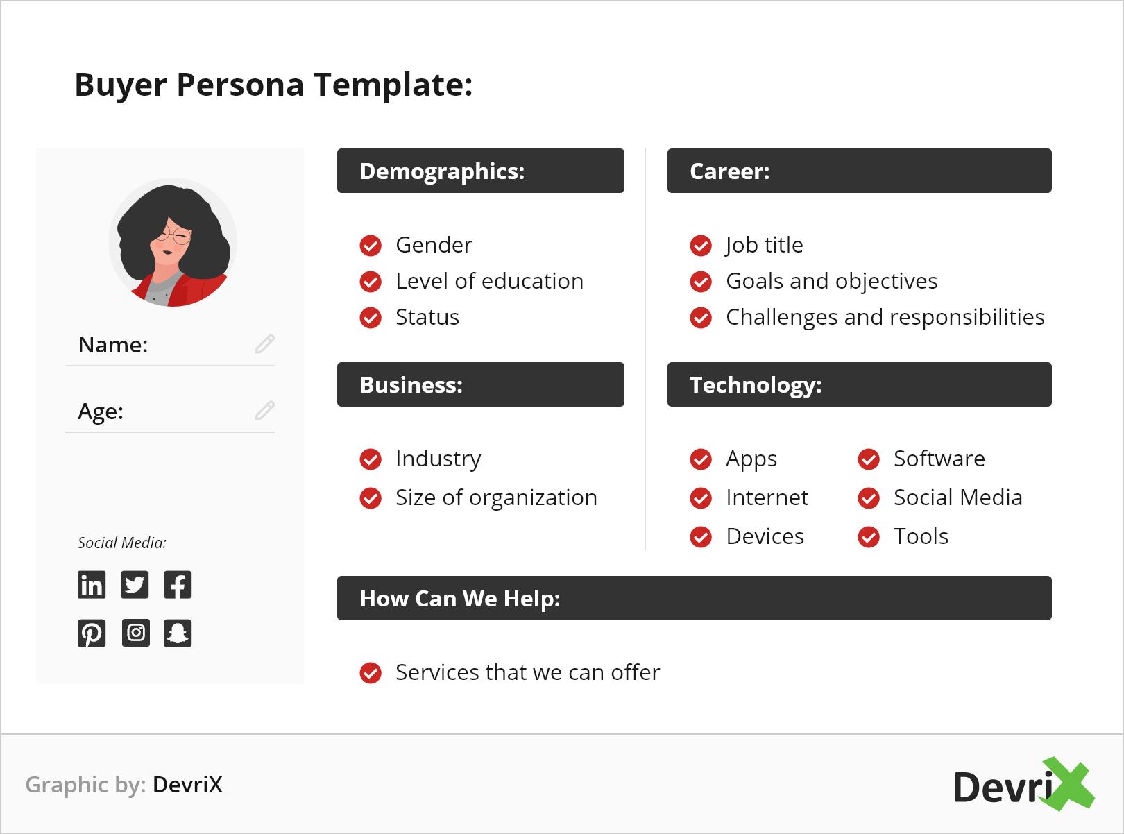 Buyer-Persona-Template