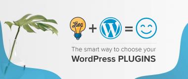 The Smart Way to Choose Your WordPress Plugins