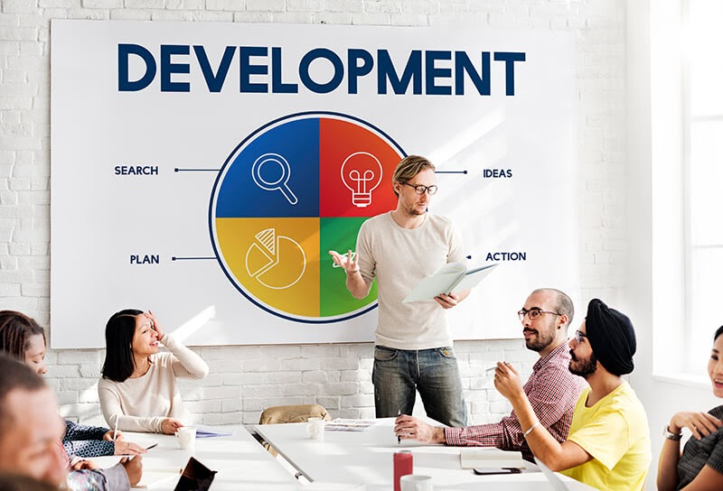 development plan team