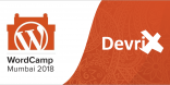 DevriX at WordCamp Mumbai 2018