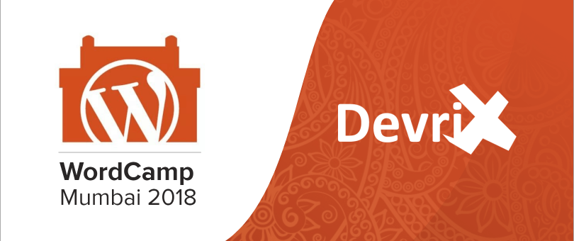 DevriX at WordCamp Mumbai 2018