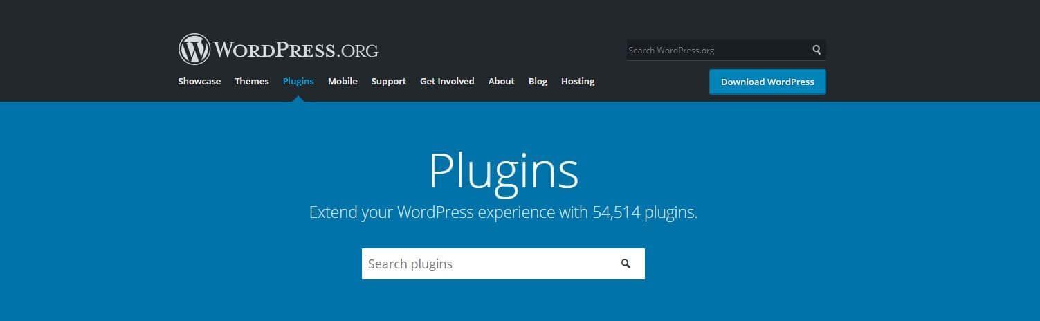 WP Plugins Repository