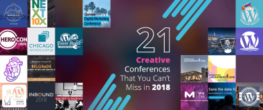 creative conferences 2018