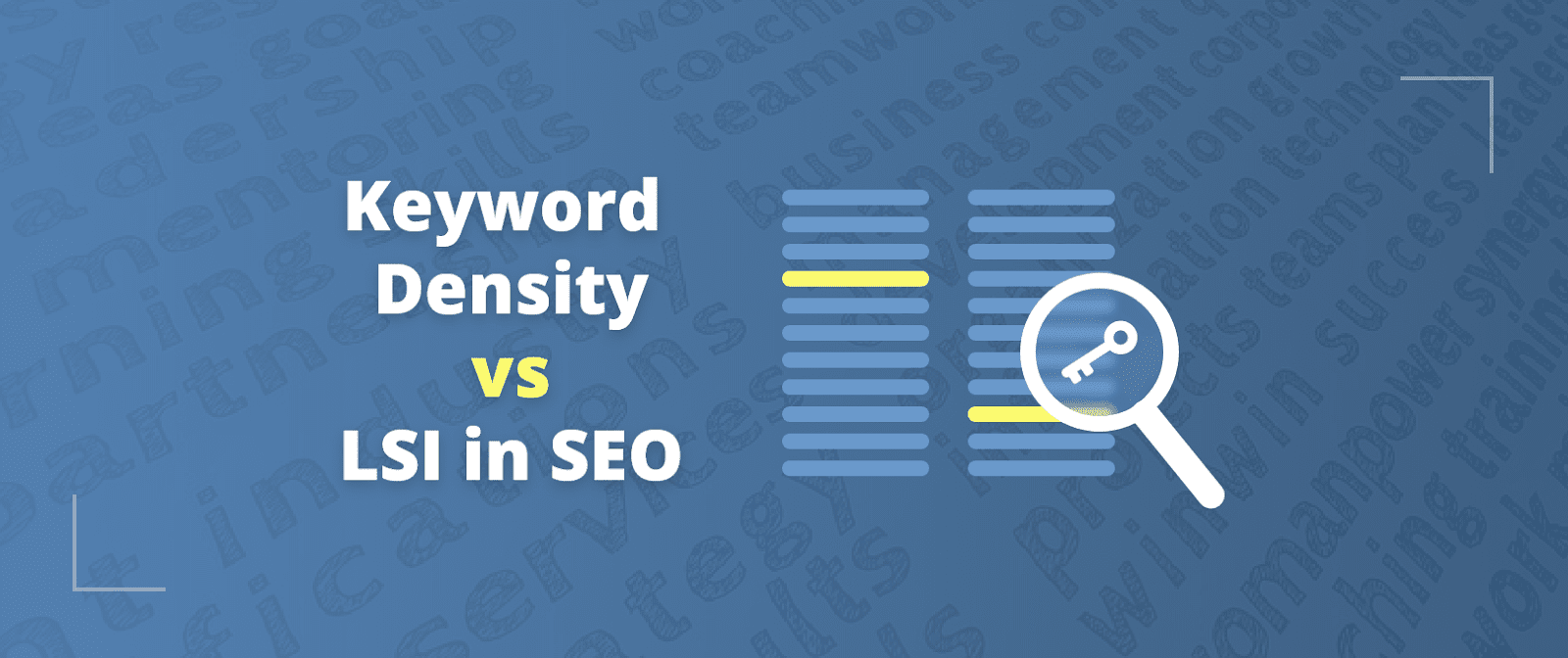 Keyword Density vs LSI