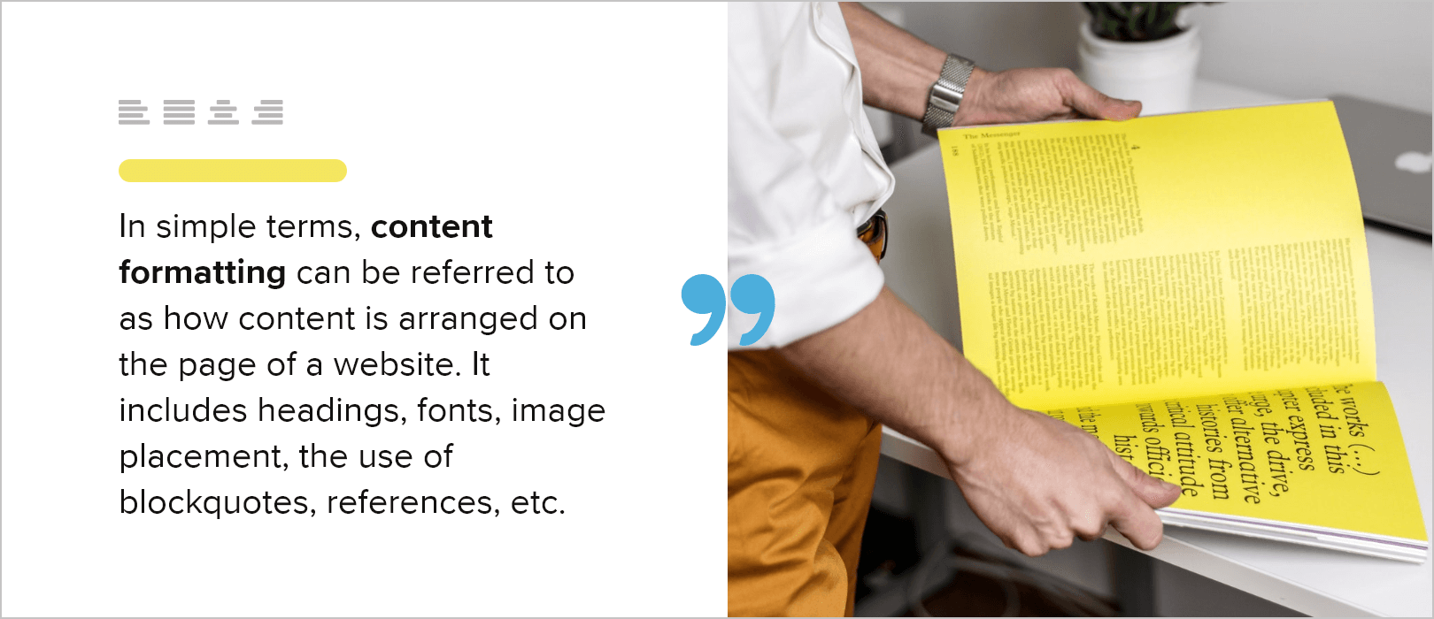 content-formatting-meaning