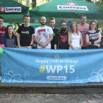 DevriX team at wp15