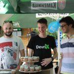 wp15 cupcakes and wordpress geeks