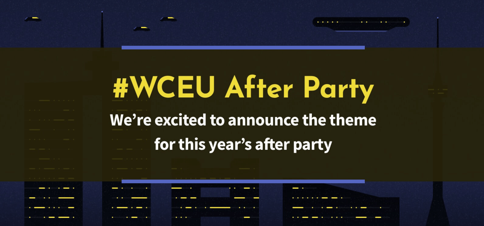 WordCamp Europe 2018 After Party Announcement