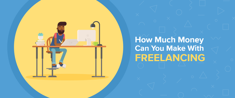Infographic] How Much Money Can You Make Freelancing? - DevriX