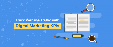 how to track website traffic