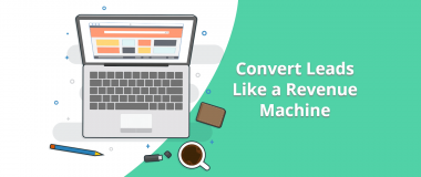 high converting website