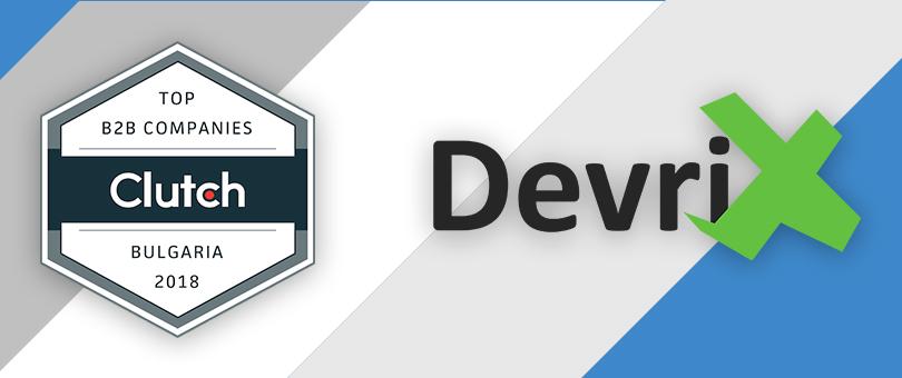 DevriX is a Top Service Provider in Bulgaria