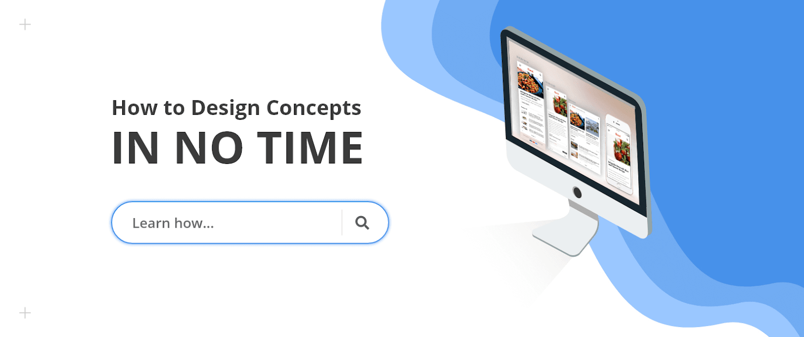 Website design concepts