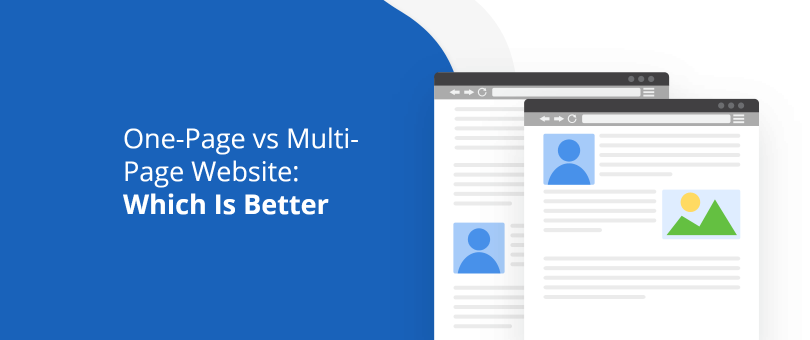 One-Page vs Multi-Page Website: Which Is Better