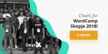 WordCamp Skopje 2018