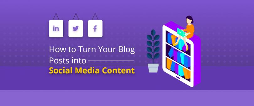 Blog Posts Social Media Content