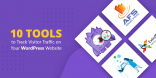Website visitor tracking tools