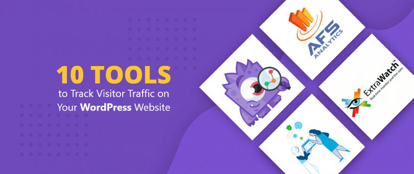 10 Tools to Track Visitor Traffic on Your WordPress Website - DevriX