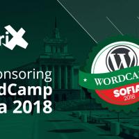 Sponsor WordCamp Sofia 2018