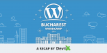 WordCamp Bucharest 2018