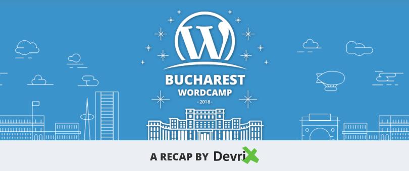 WordCamp Bucharest 2018