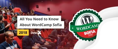 All You Need to Know About WordCamp Sofia 2018