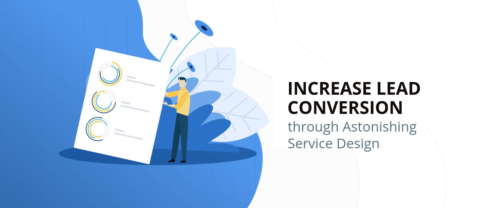 lead conversion service design