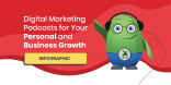 podcasts for personal and business growth