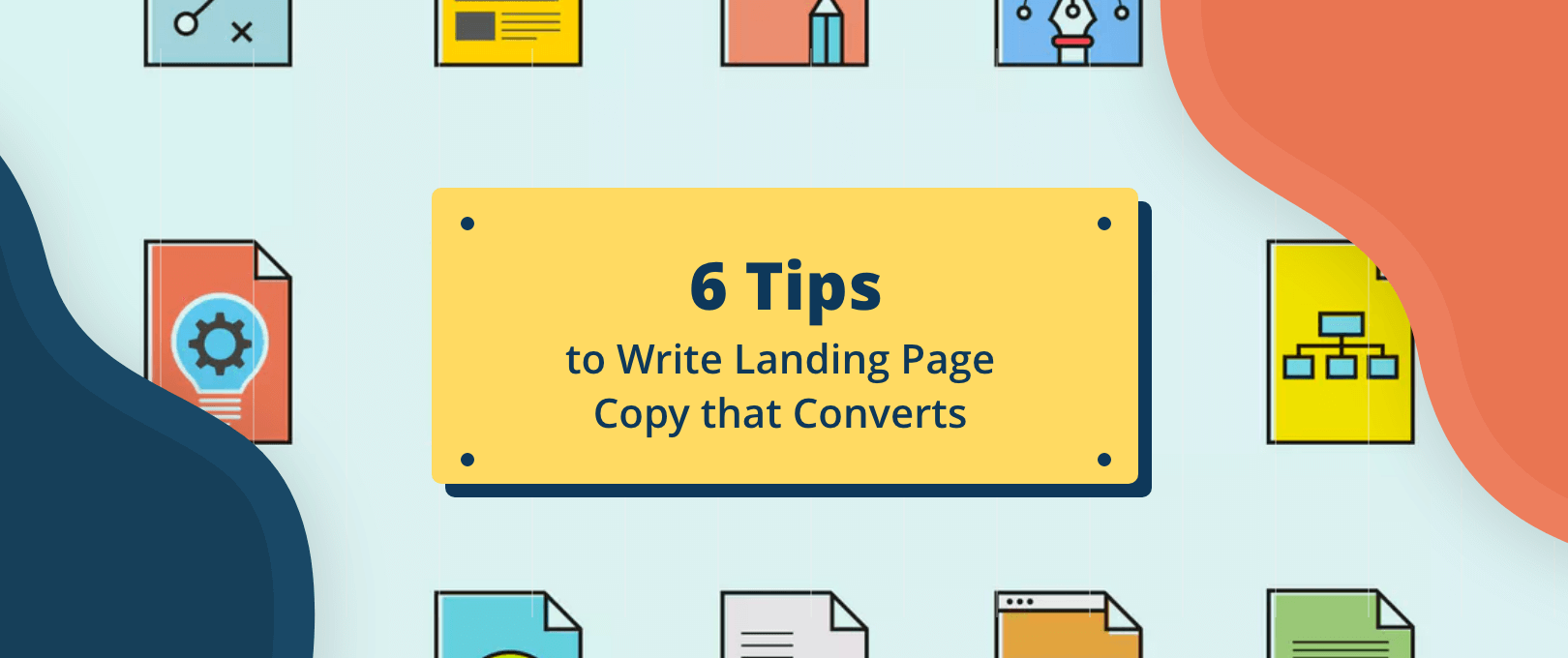 Tips Write Landing Page Copy